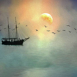 At Sea by Terry Davis