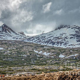 At The Top Of White Pass by Robert Bales