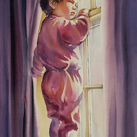 At the Window of Life by Susan Blackwood