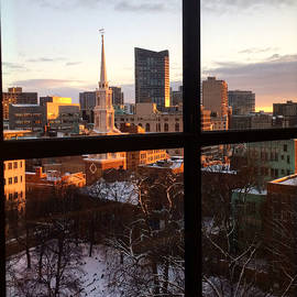 Athenaeum Views by Amy K Baker