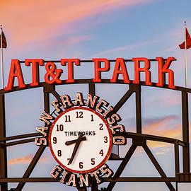 ATT Park San Francisco by Terry Walsh