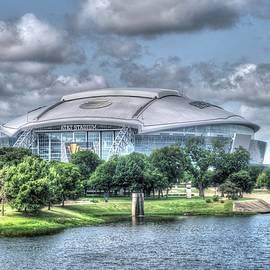 ATT Stadium by Randy Dyer