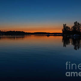 August Evening 3 by Torfinn Johannessen