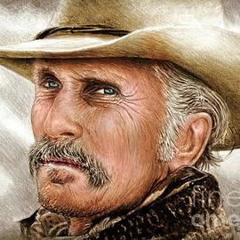 Augustus McCrae Texas Ranger by Andrew Read