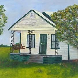 Aunt Katie's House by Judy Jones