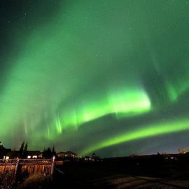 Aurora Borealis 2021-10-11 by Philip Rispin