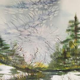 Aurora  by Catherine Ludwig Donleycott