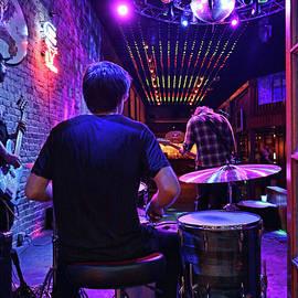 Austin Bar Scene 2 by Allen Beatty