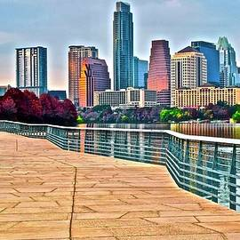 Austin Texas Postcard Perfection by Frozen in Time Fine Art Photography