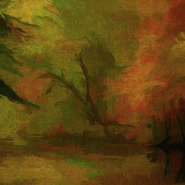 Autumn Abstract by Francis Sullivan