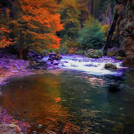 Autumn at Deer Creek by Frank Wilson