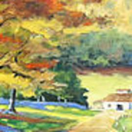 Autumn Beauty by Richard T Pranke