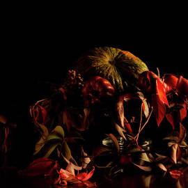 Autumn centerpiece by Rita Di Lalla