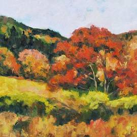Autumn Color by Joseph Pizzuti