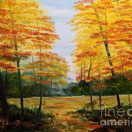 Autumn Color by Lee Piper