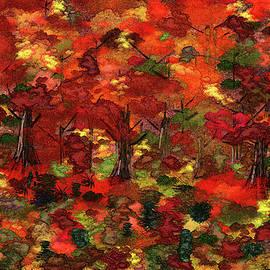 Autumn Color Saturation by Jason Mix