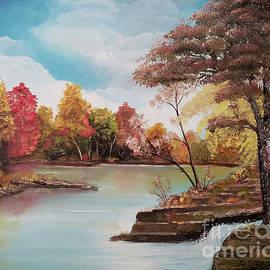 Autumn Color Splash by Deborah Strategier