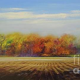 Autumn Day by George Peebles