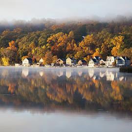 Autumn Fog by Karol Livote
