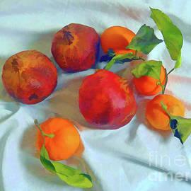 Autumn Fruits by Jasna Dragun