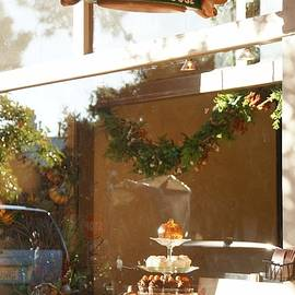 Autumn Homage to Coffee and Sweets by Terry Groben