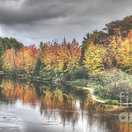 Autumn in Marquette by Deborah Klubertanz