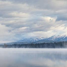 Autumn in Montana Panorama by Matt Hammerstein