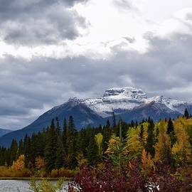 Autumn in the Canadian Rockies by Dana Hardy