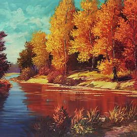 Autumn by Kamo Atoyan