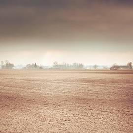 Autumn Landscape #18 by Slawek Aniol