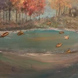 Autumn leaves  by Stephanie Zelaya