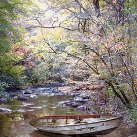 Autumn River Softness by Debra and Dave Vanderlaan