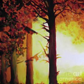 Autumn Sun by Jolanta Shiloni