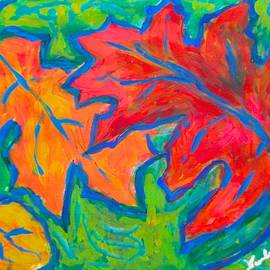 Autumn Twirl by Kendall Kessler