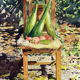 Autumnal Still Life by Margaret Merry