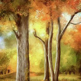Autumn's Fleeting Glory by Lois Bryan