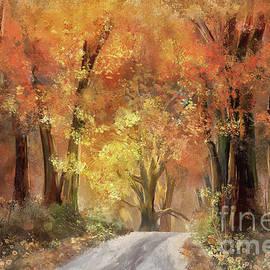 Autumn's Glow by Lois Bryan