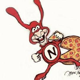 Avoid The Noid Dominos Pizza by Geraldine Myszenski