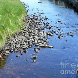 Babbling Brook - Western Isles by Kathryn Jones