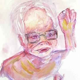 Baby Bernie Sanders by Debora Lewis