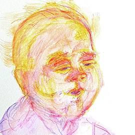 Baby Donald Trump by Debora Lewis