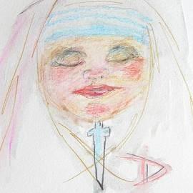 Baby Mother Teresa by Debora Lewis