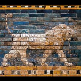 Babylon Lion by Doug Matthews