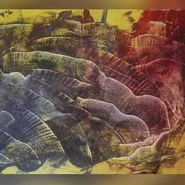 Mesozoic era by Natia Williams