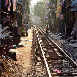 Back Roads of Vietnam I  by Chuck Kuhn