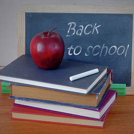 Back to School by Perry Correll