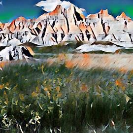 Badlands Dream by Ally White