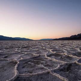 Badwater Basin Upclose by Varma Penumetcha