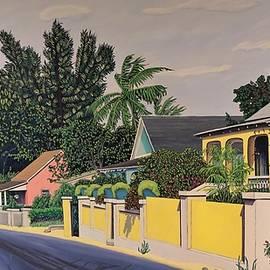Bahama Summer by Nathan Katz