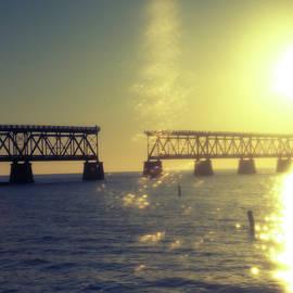 Bahia Honda Bridge Sunset